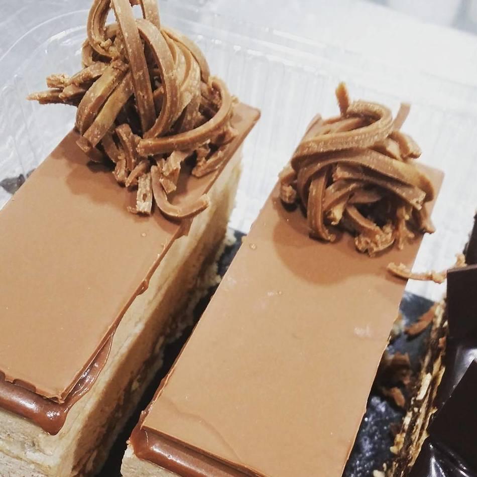 Tarta de avellana