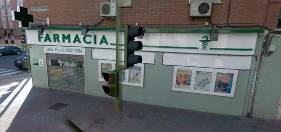 Foto 1 de Farmacias en Madrid | Farmacia Cruz Vera