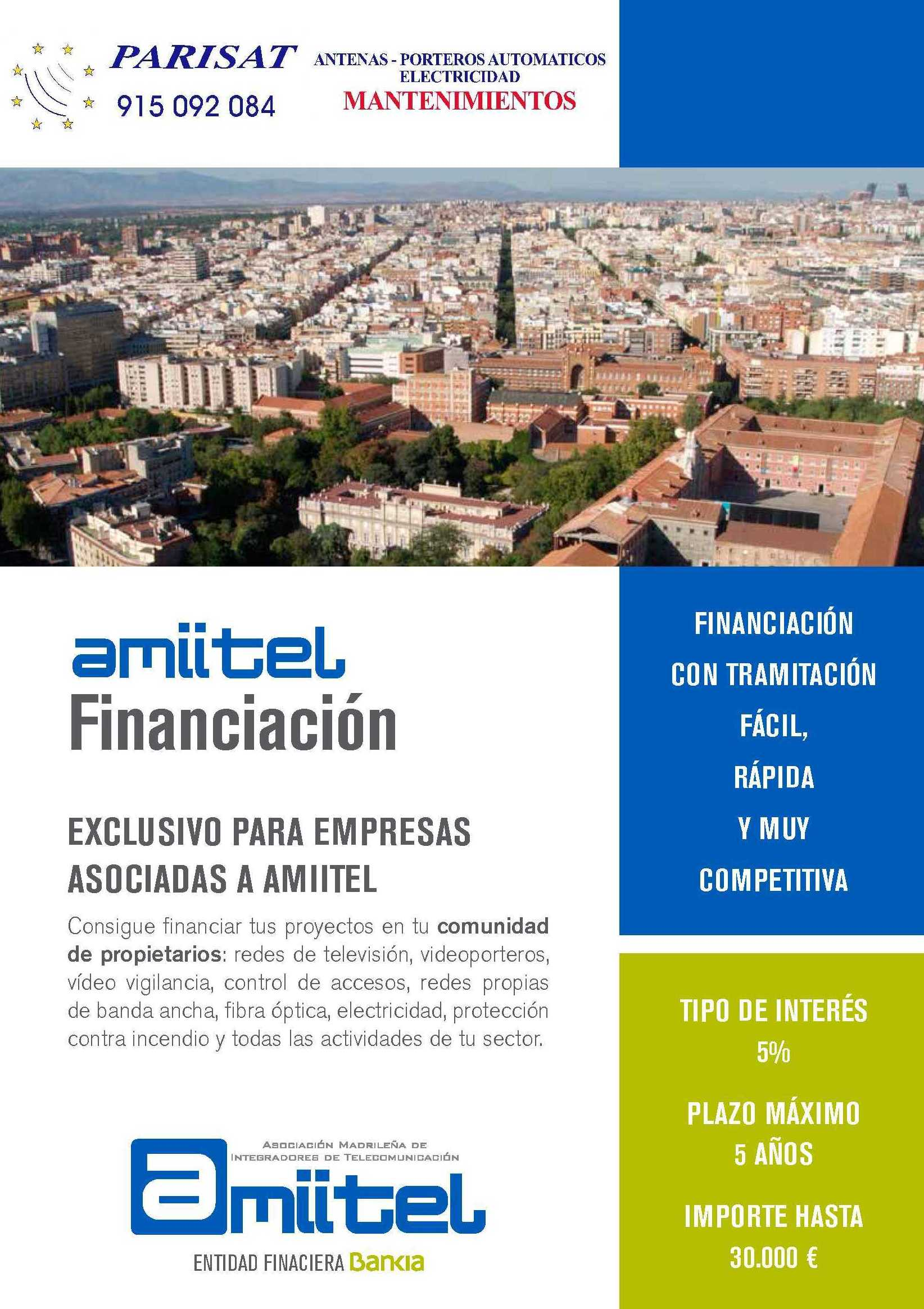 Financiación Amiitel