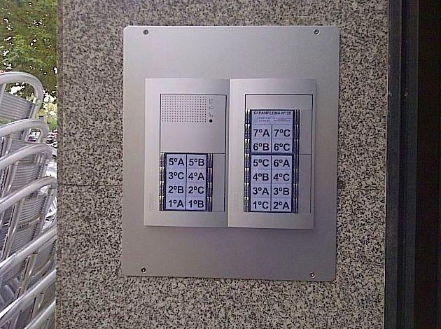 Portero automático Digital TEGUI Sfera New