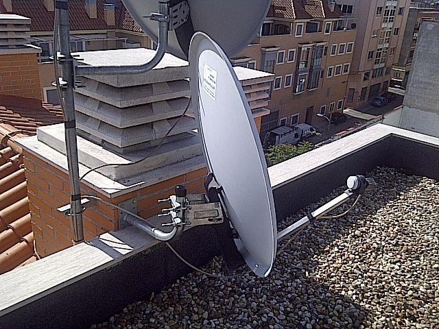 Antenas de televisión en Carabanchel, Madrid, instaladas por los mejores profesionales de la ciudad