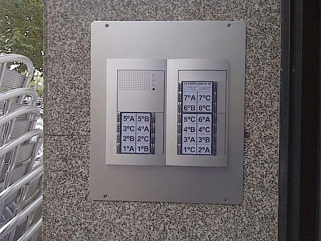 Videoporteros automáticos en Aluche instalados por los profesionales de Parisat
