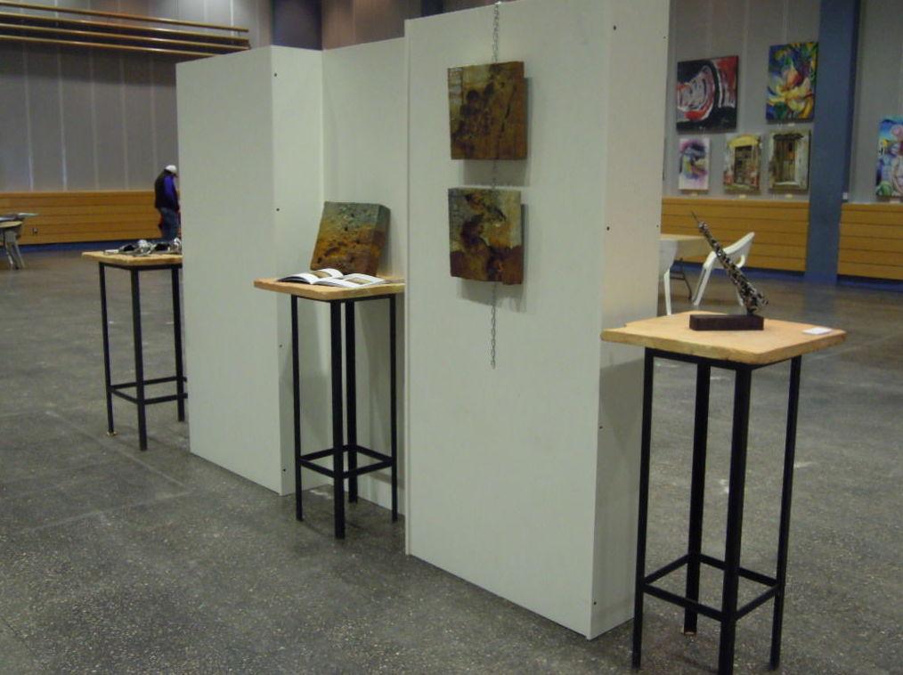 Exposición de obras de arte online: Servicios de Art And Events Safor