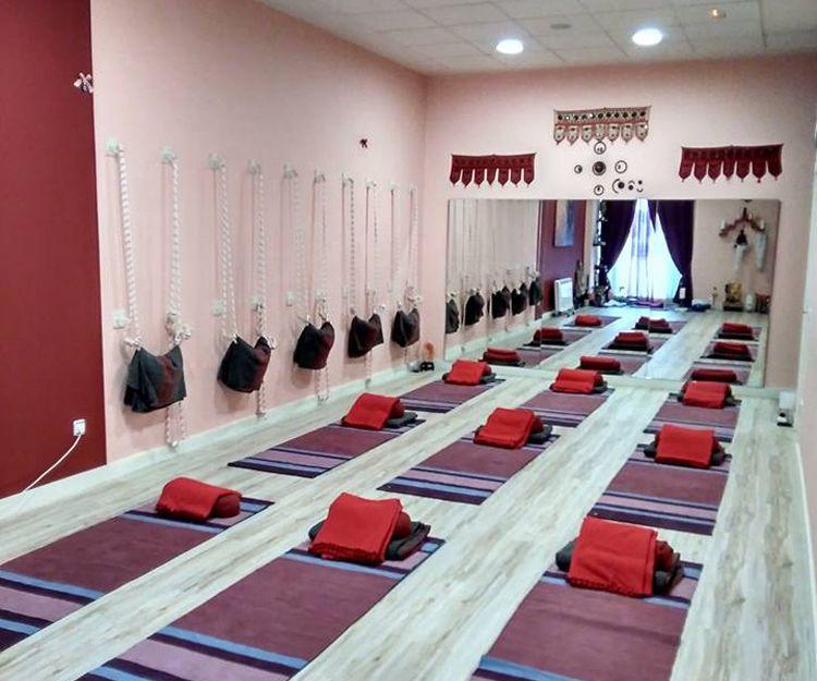 Centro de yoga en Tetuán