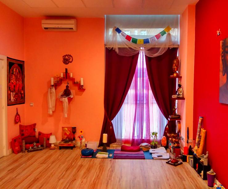 Cursos y talleres de yoga