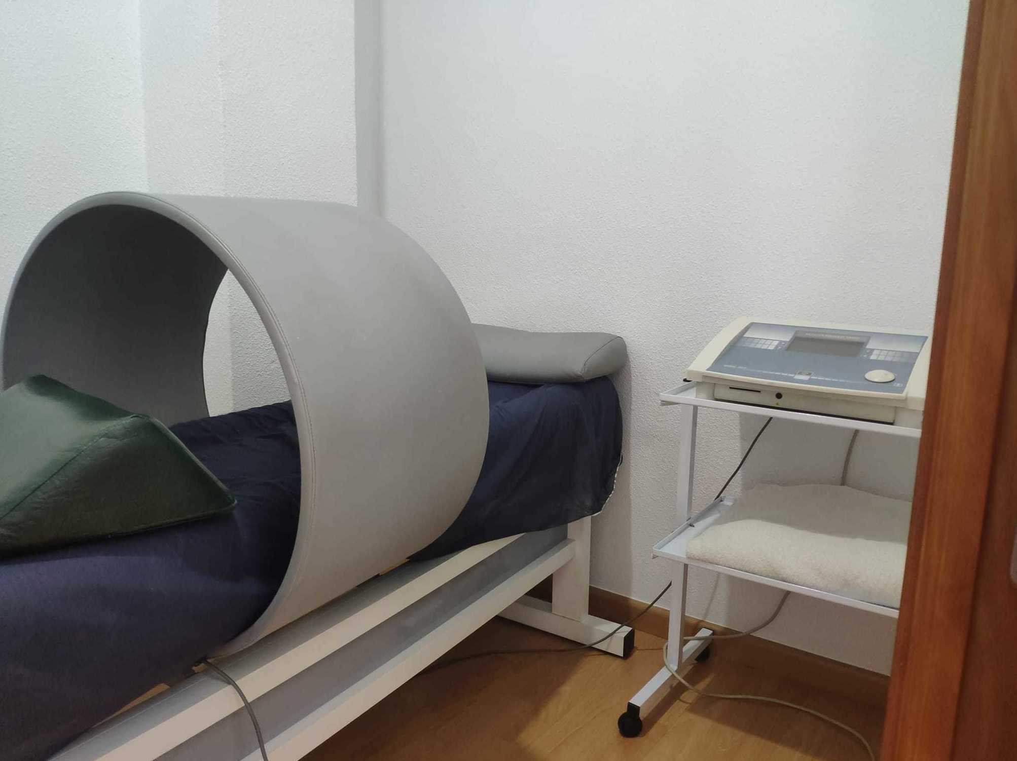 Magnetoterapia: Catálogo/Servicios de Cefirem