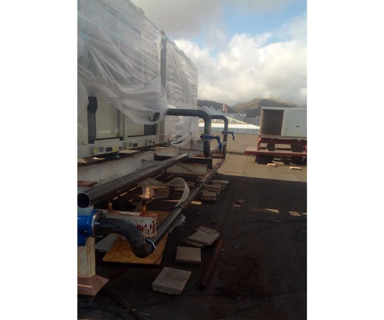 Reparación y mantenimiento de cámaras de frío en Tenerife