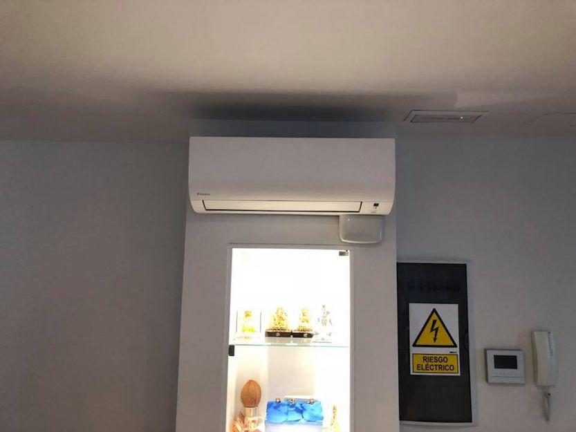 Instalación de aire acondicionado en Tenerife