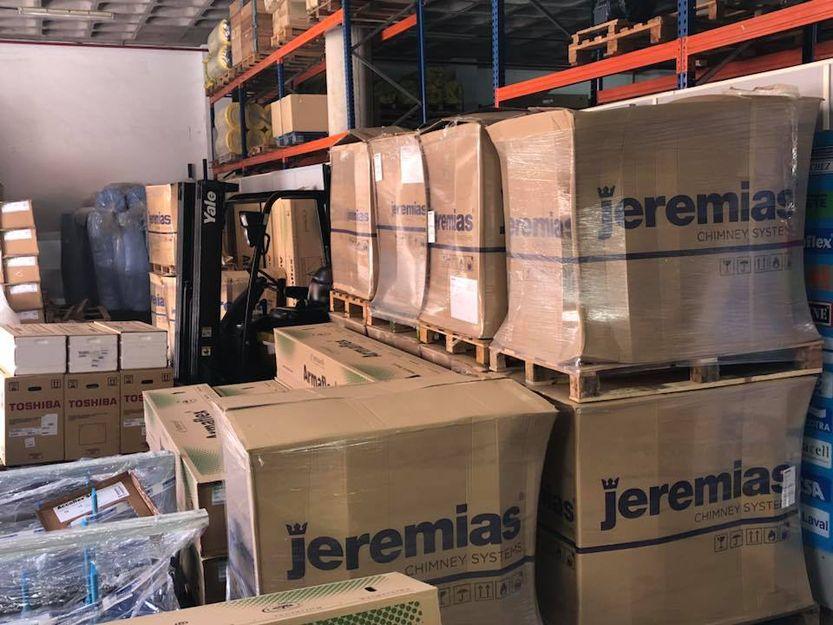 Empresa de cámaras de frío en Tenerife