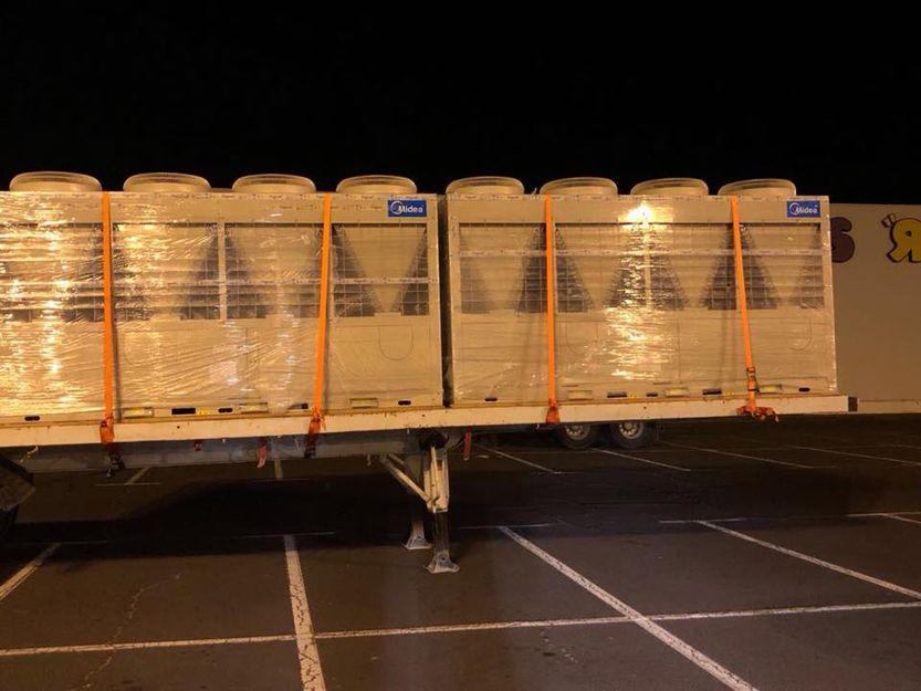 Instalación y mantenimiento de frío industrial en Tenerife