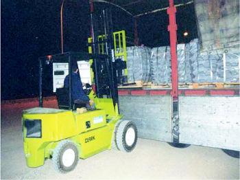 Foto 3 de Transporte (agencias) en Onzonilla | Transleón