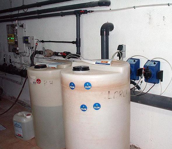 Tratamientos de aguas: Catálogo de HIDROLEC