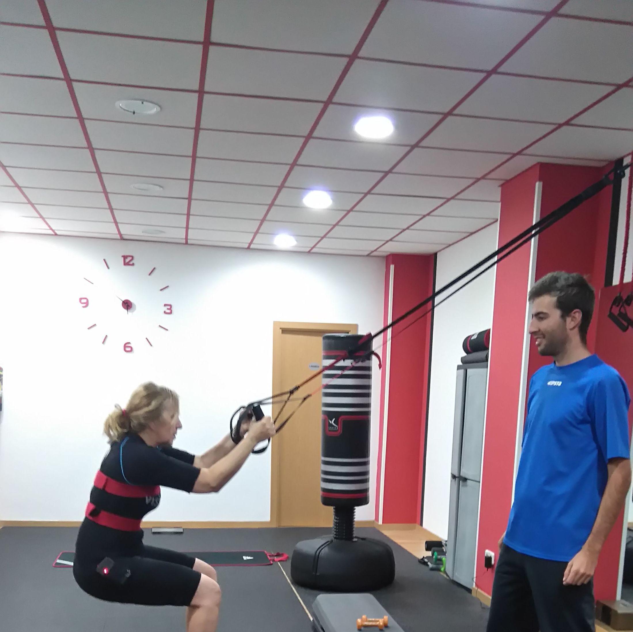 Foto 9 de Entrenadores deportivos en  | Feelness Zaragoza