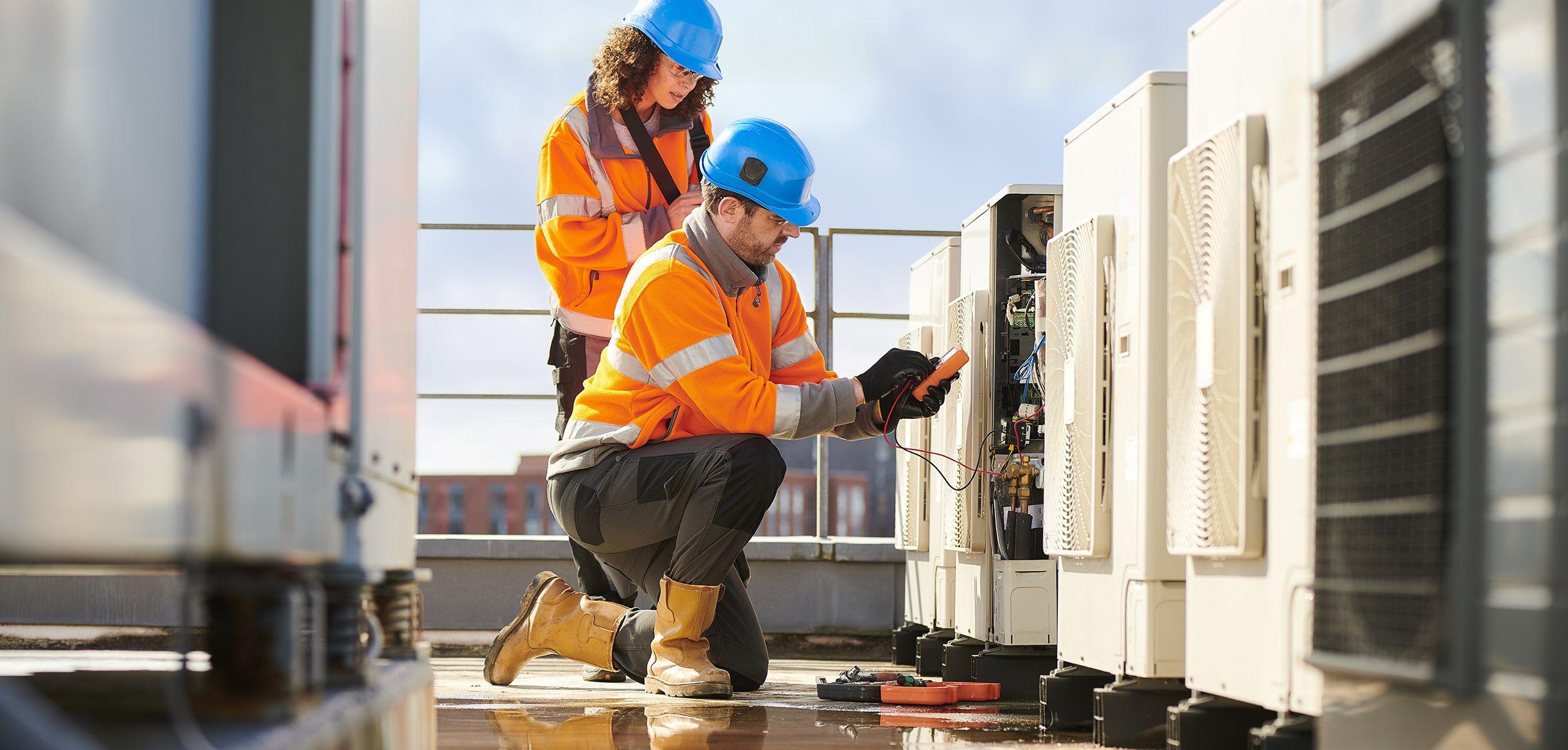 Servicio técnico de aire acondicionado en Alicante
