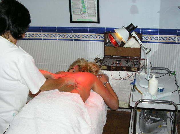 Masajes y fisioterapia en Santurtzi