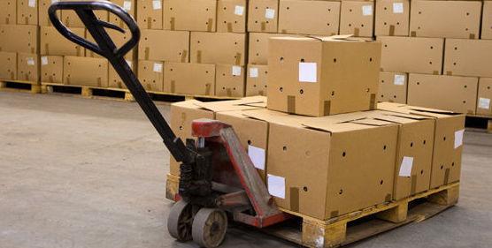 Almacenaje y guardamuebles: Servicios de Transportes F.J. Fernández