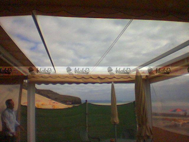 Toldos fijos o extensibles en Las Palmas
