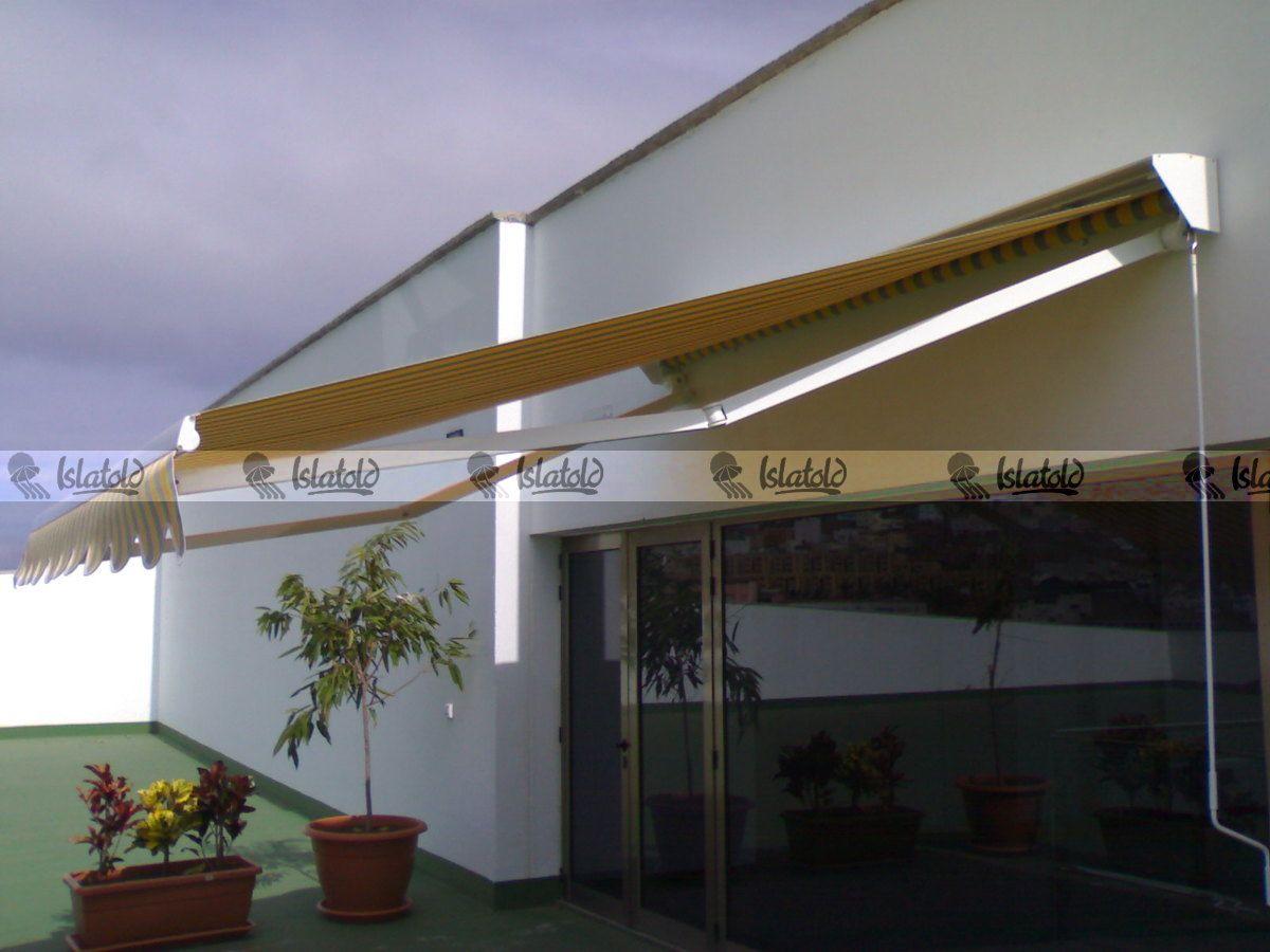 Fábrica de toldos en Las Palmas