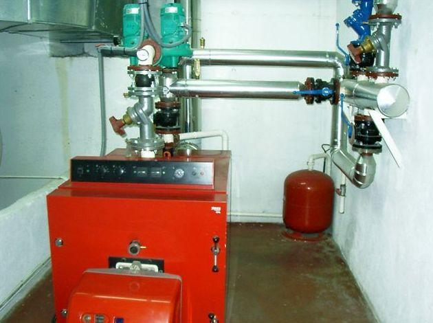 Calefacción Hermanos Córdoba en Getafe