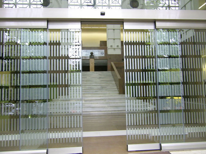 Cristales: PRODUCTOS de Carpintería Metálica Granada, S.L.