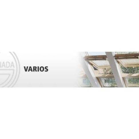 Varios: PRODUCTOS de Carpintería Metálica Granada, S.L.