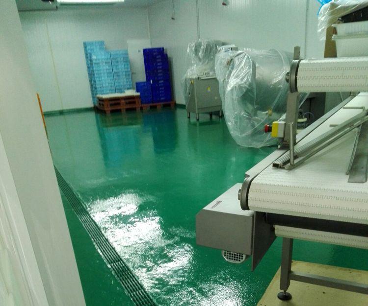Empresa de instalación de suelos de resina