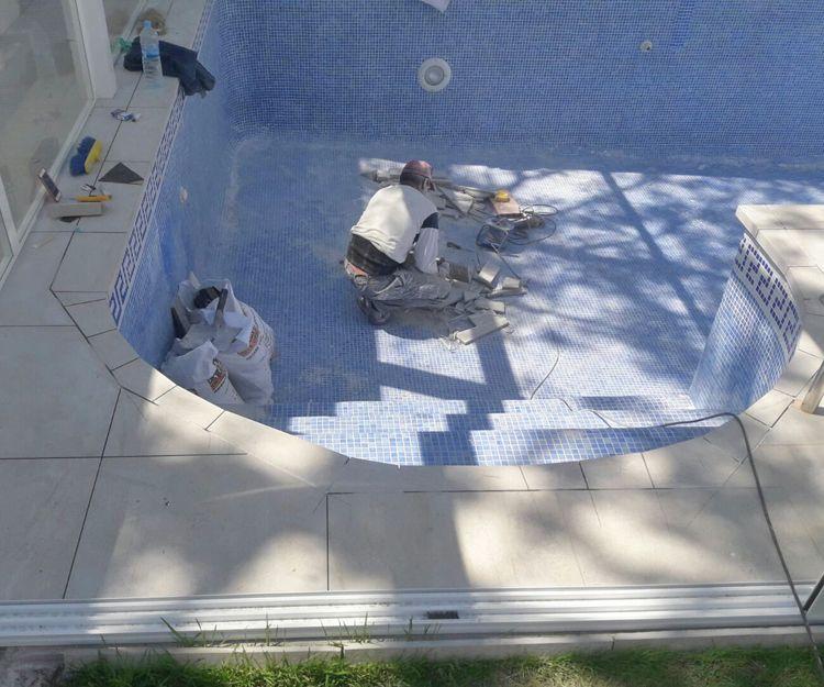 Arreglos de piscinas