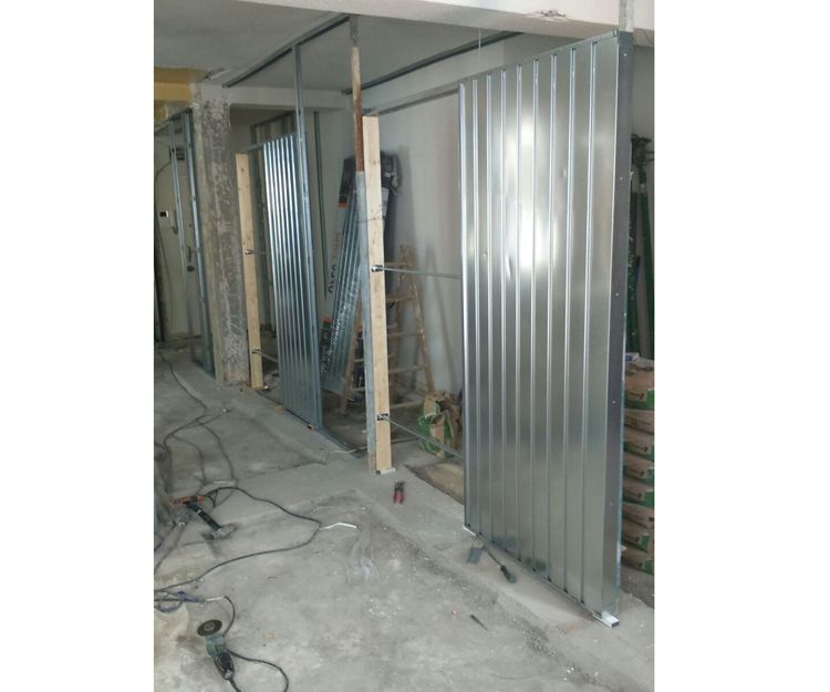 Puertas corredizas de aluminio