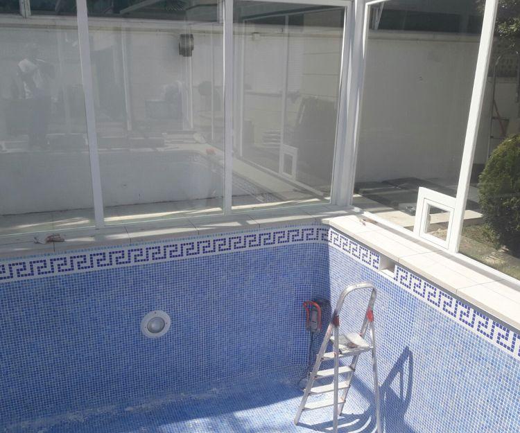 Cerramientos de piscinas