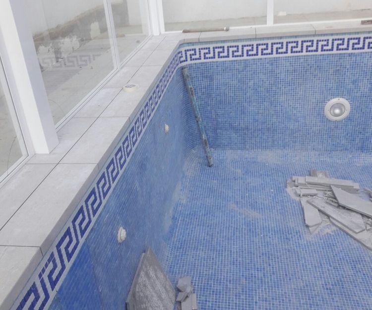 Cerramientos y arreglos de piscinas en Madrid