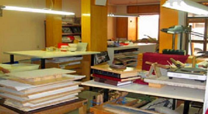 Foto 24 de Encuadernación en Madrid | Taller de libros Raquel Casas