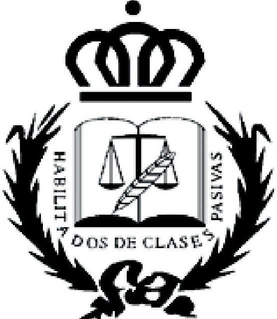 Habilitados de clases pasivas en Sevilla