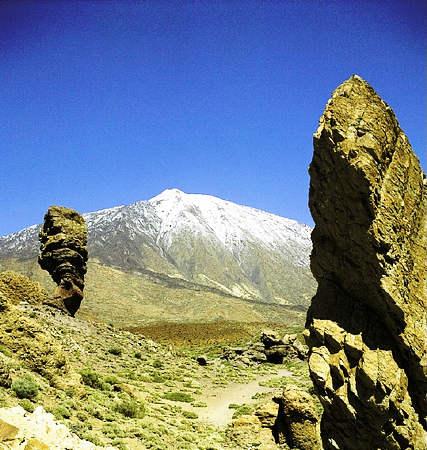 PICO DEL TEIDE (Tenerife- Canarias)