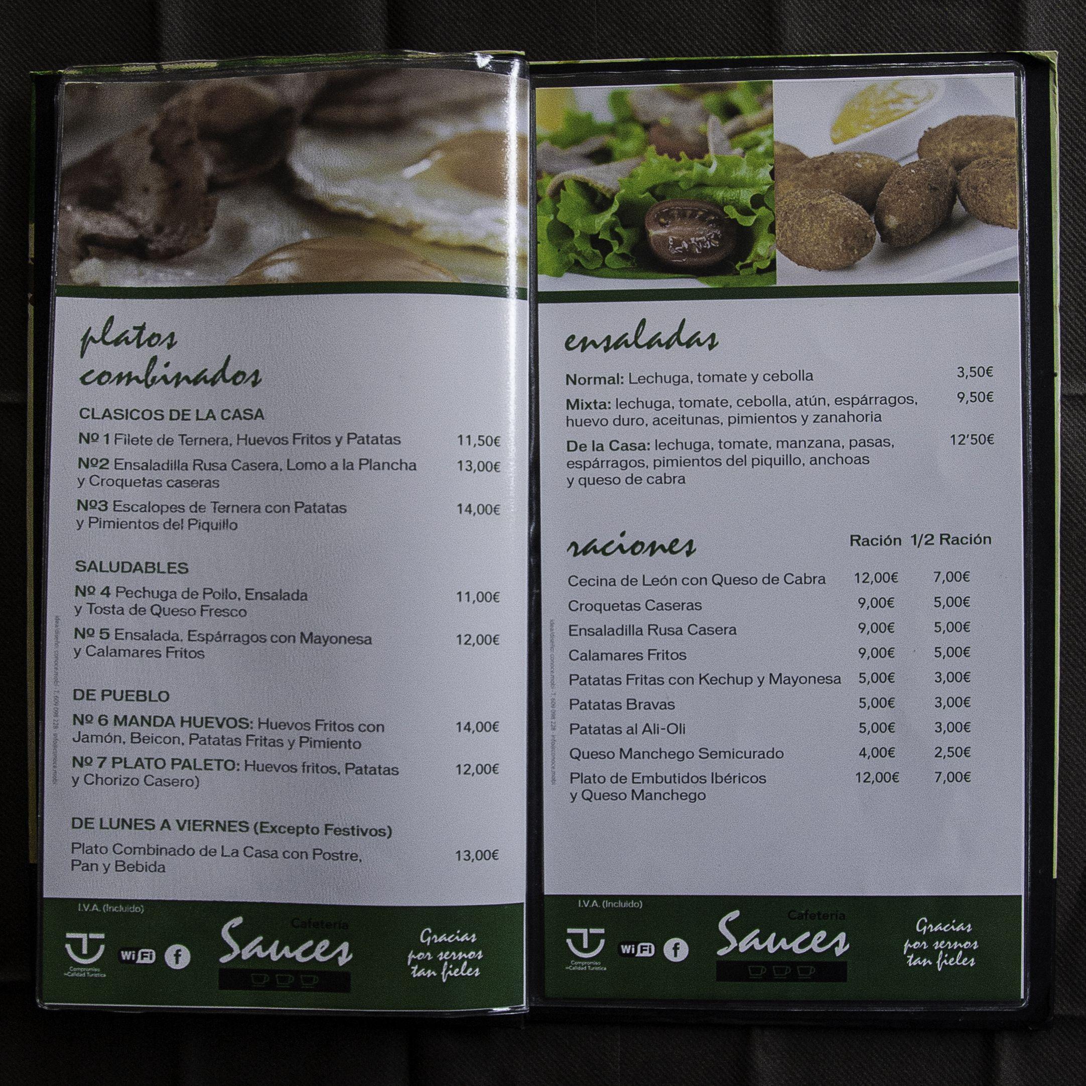 Foto 9 de Cafeterías en Navia | Cafetería Sauces