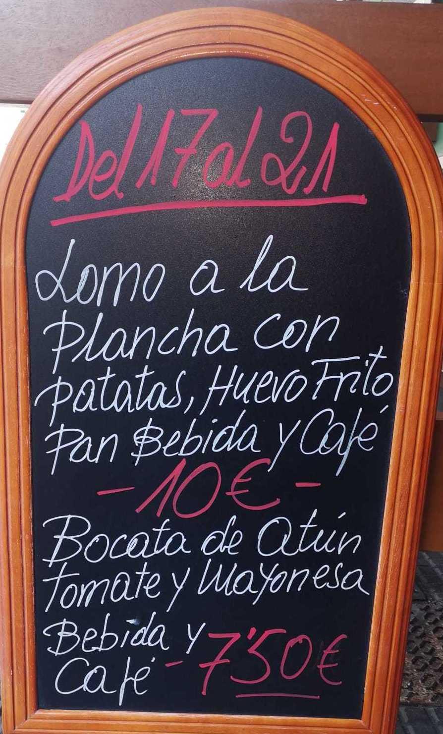 Sugerencias de la semana en Navia. Asturias