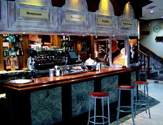 Cafés en  Navia