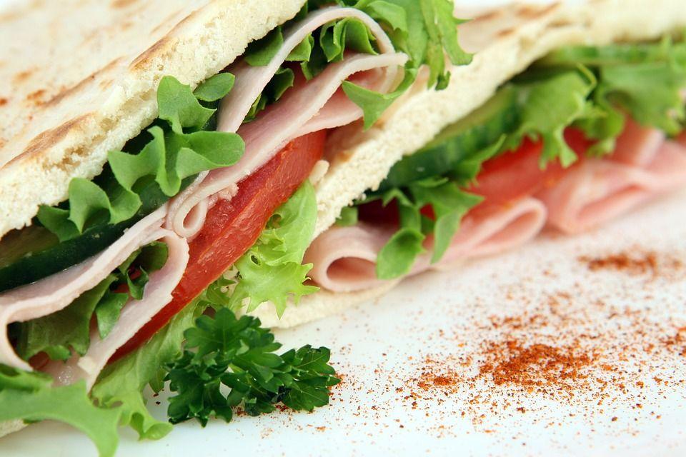 Sandwichs: Carta de Cafetería Sauces