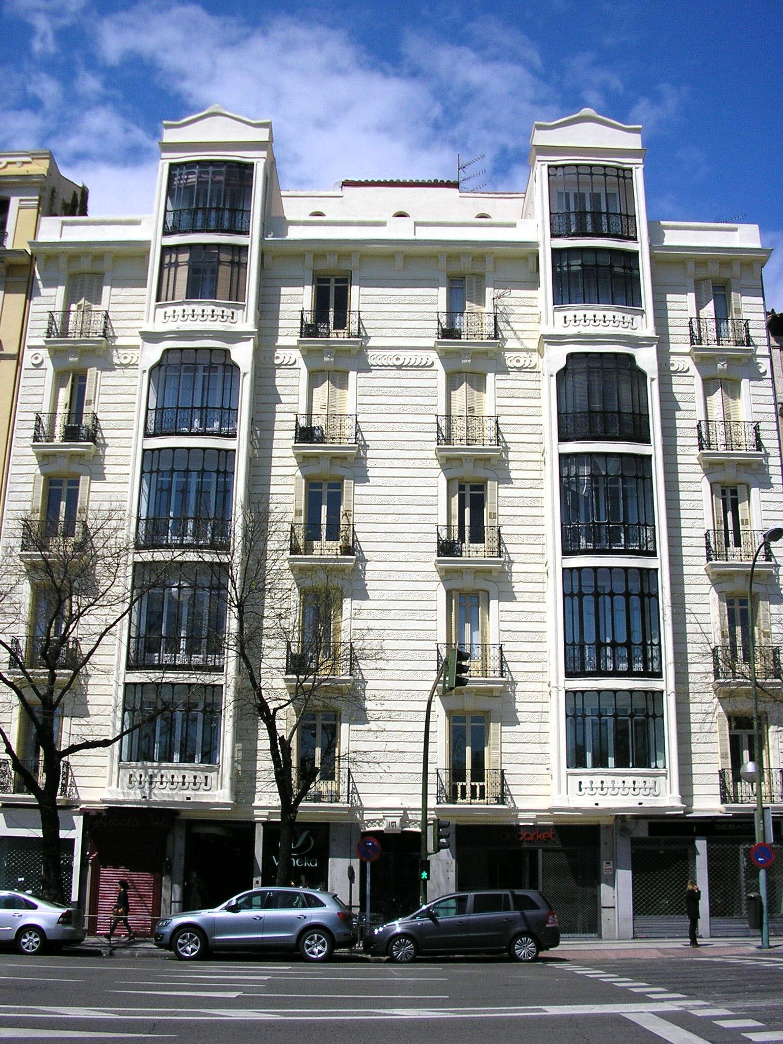 C/. Alcalá, 107