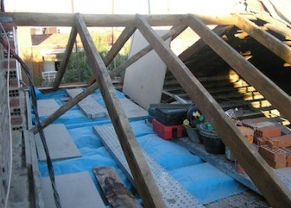 Estructuras y cimentaciones en edificios: Servicios  de Reicom Madrid