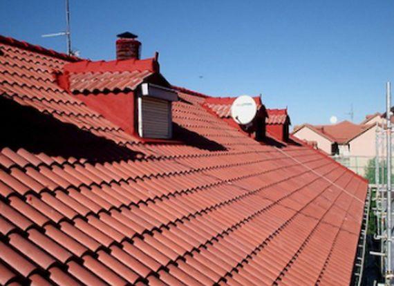 Formaci n de cubiertas inclinadas con teja servicios de for Tipos de cubiertas inclinadas