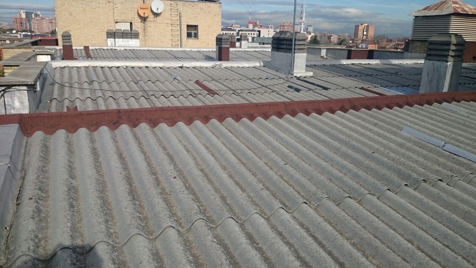 Foto 21 de Cubiertas y tejados en Leganés | Cubiertas Imperdur, S.L.
