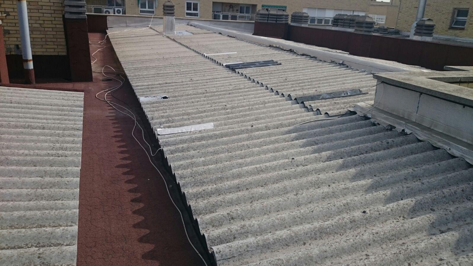 Foto 12 de Cubiertas y tejados en Leganés | Cubiertas Imperdur, S.L.