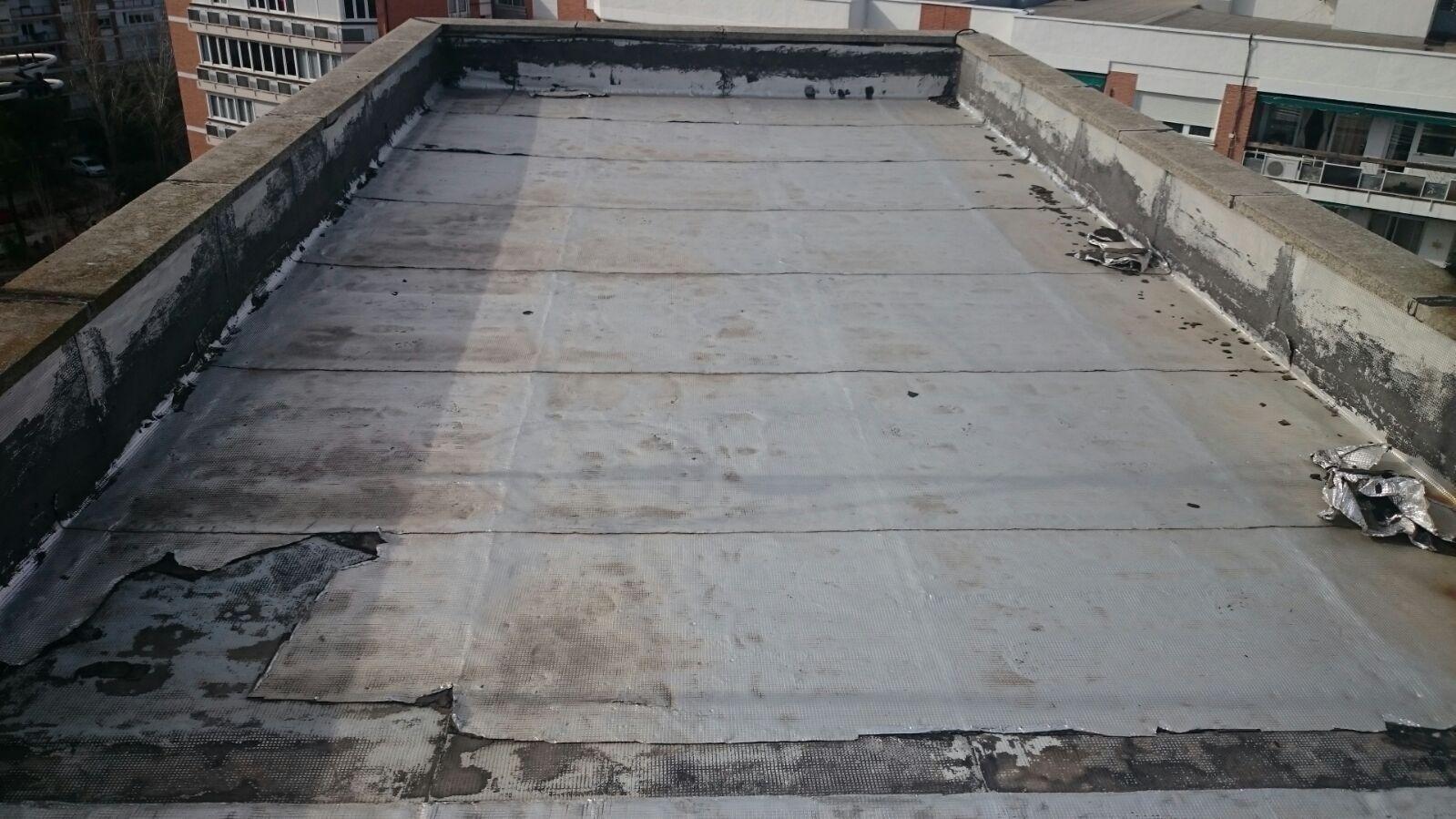 Foto 14 de Cubiertas y tejados en Leganés | Cubiertas Imperdur, S.L.