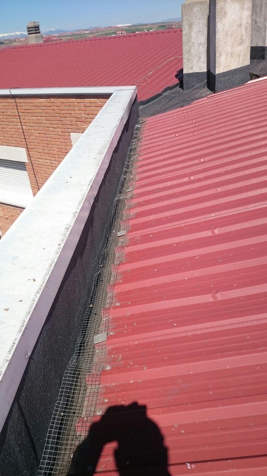Foto 76 de Cubiertas y tejados en Leganés | Cubiertas Imperdur, S.L.