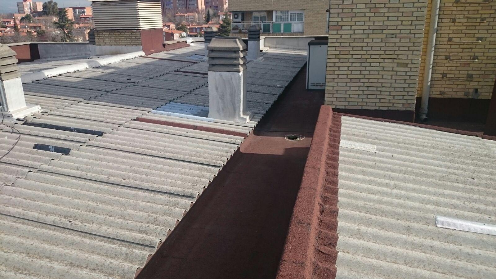 Foto 15 de Cubiertas y tejados en Leganés | Cubiertas Imperdur, S.L.