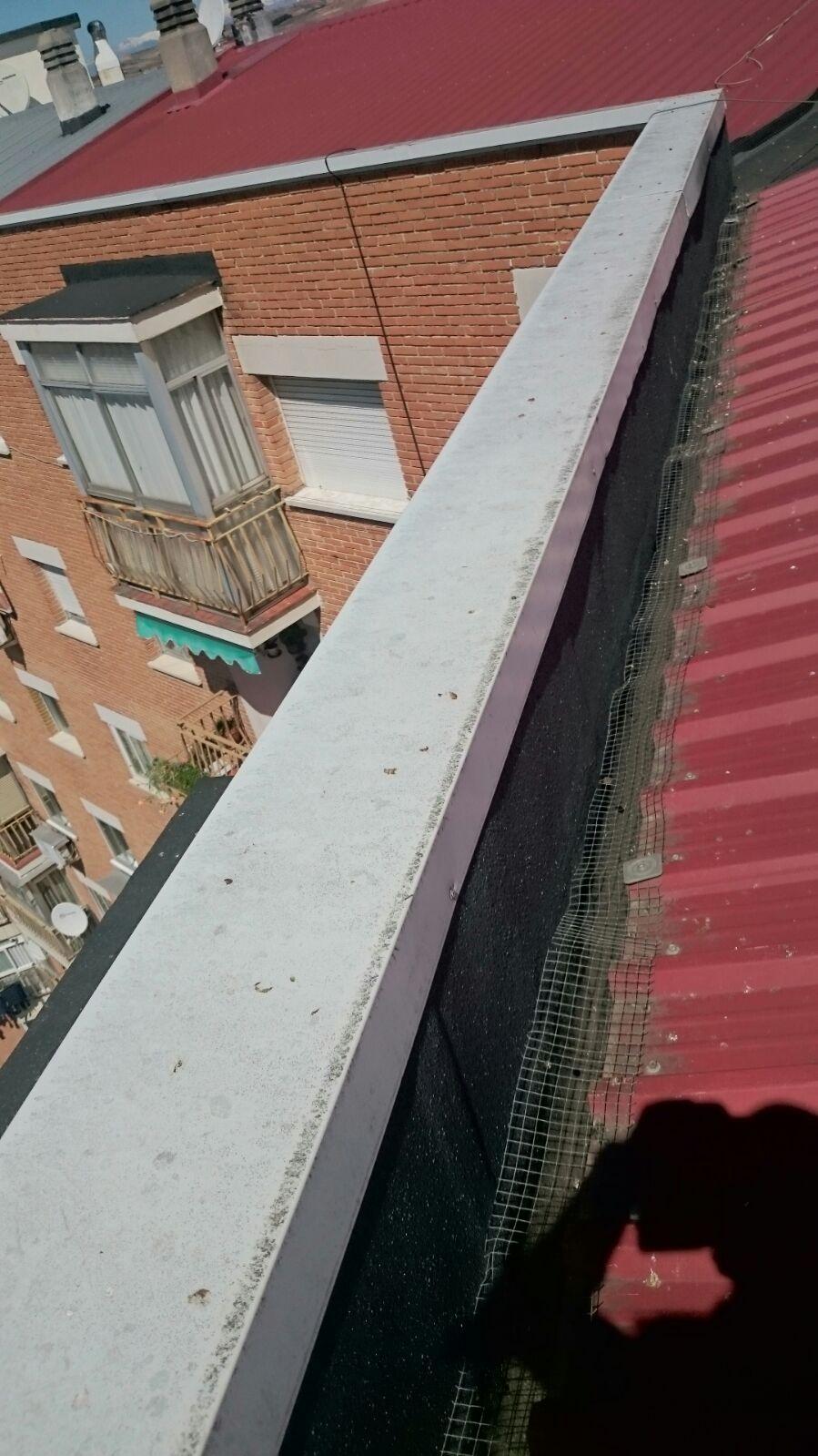 Foto 104 de Cubiertas y tejados en Leganés | Cubiertas Imperdur, S.L.