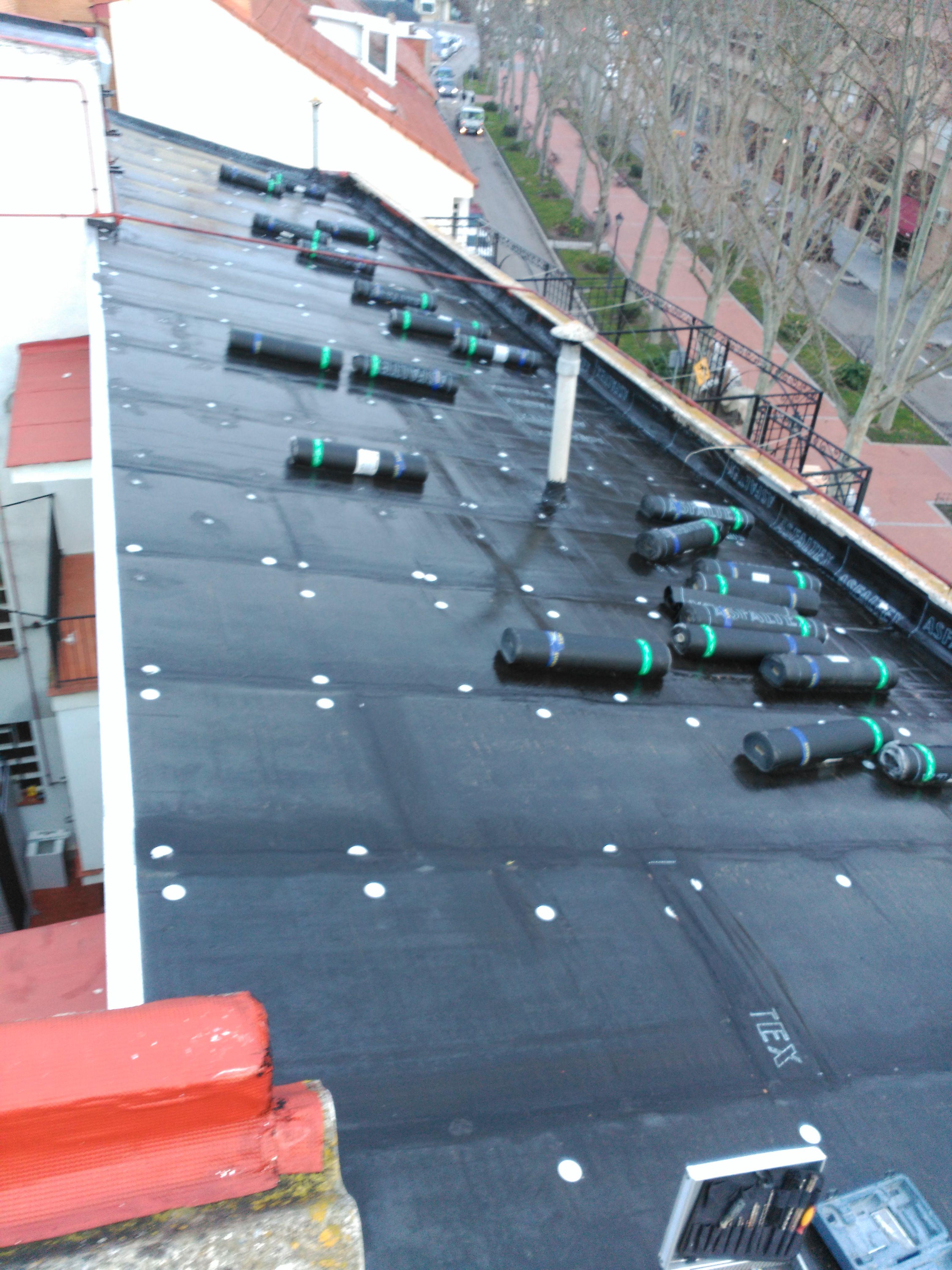 Foto 60 de Cubiertas y tejados en Leganés | Cubiertas Imperdur, S.L.