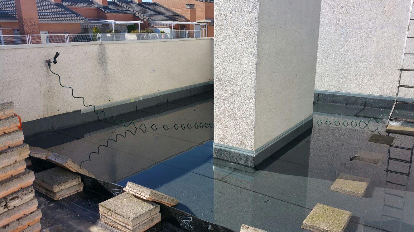 Foto 4 de Cubiertas y tejados en Leganés | Cubiertas Imperdur, S.L.