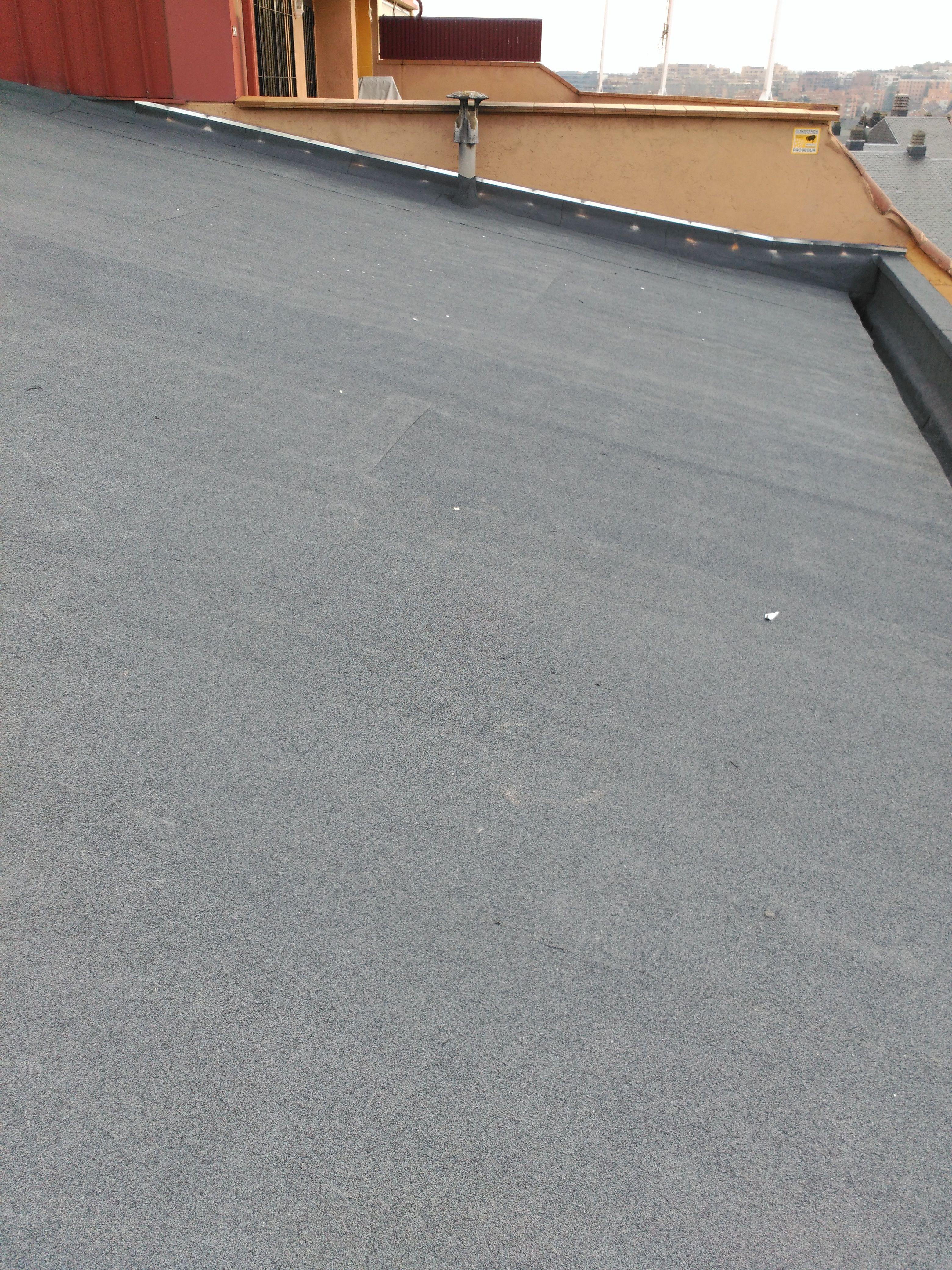 Foto 57 de Cubiertas y tejados en Leganés | Cubiertas Imperdur, S.L.