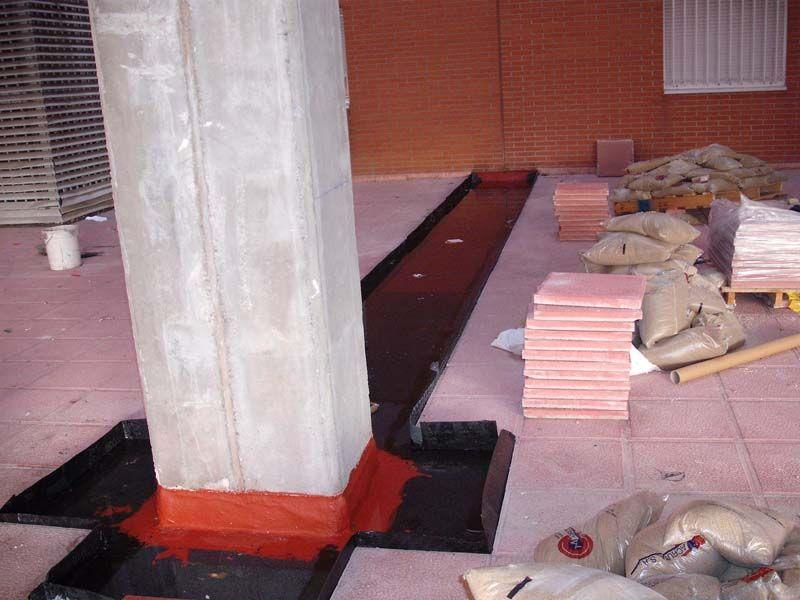 Filtraciones: Trabajos realizados  de Cubiertas Imperdur, S.L.